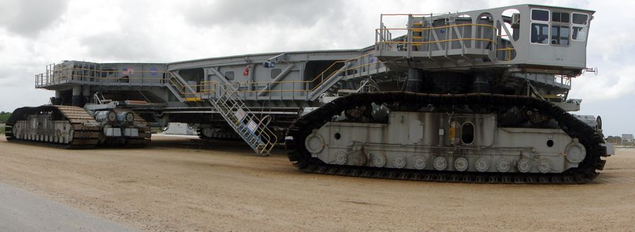 Crawler Transporter #1