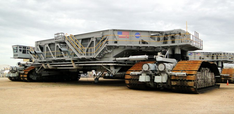 Crawler Transporter #2